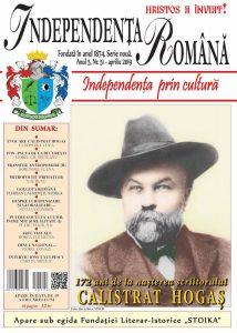 Independenta Romana – Aprilie 2019 (An 5, Nr. 51)