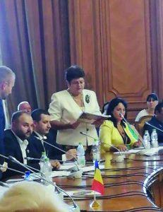 """REVISTA """"INDEPENDENȚA ROMÂNĂ – INDEPENDENȚA PRIN CULTURĂ"""", PREZENTATĂ LA CONSILIULUI MONDIAL ROMÂN"""